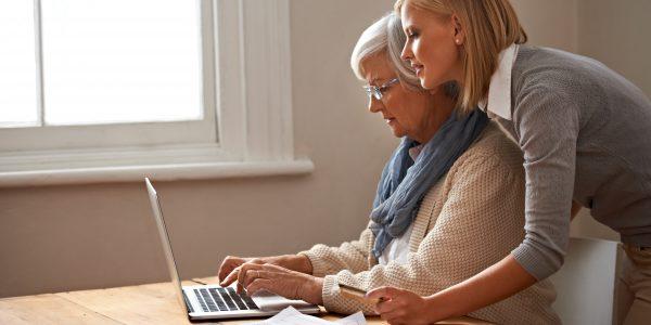 Zilverzorg, computerhulp, computerhulp voor senioren.