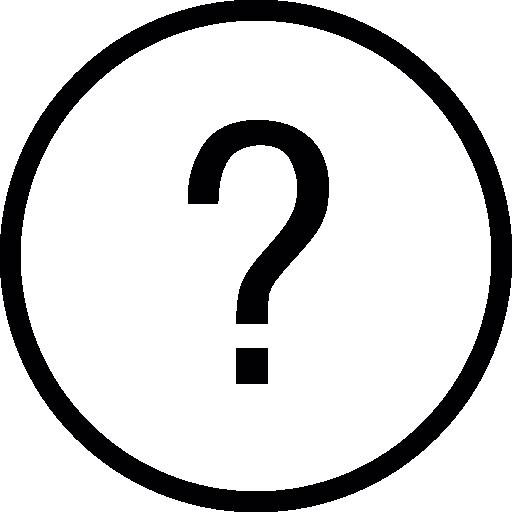 Question Mark Symbol Zilverzorg